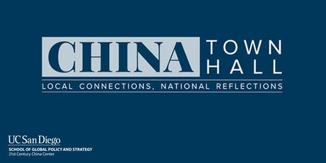 2019 CHINA Town Hall tickets