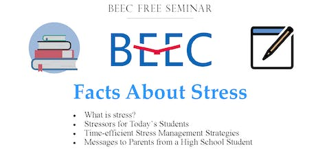 Stress Management for Students tickets
