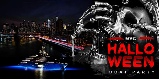 HALLOWEEN YACHT PARTY CRUISE