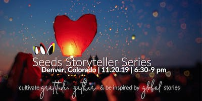 cultivate GRATITUDE, GATHER, & be inspired by GLOBAL stories