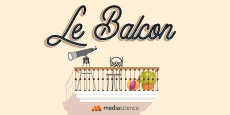Le Balcon 2019 tickets
