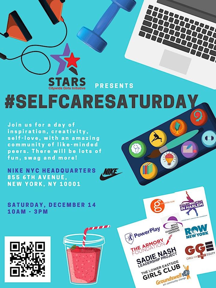 #SelfCareSaturday image