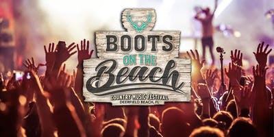 Boots on The Beach Country Music Festival