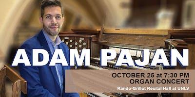 Adam Pajan in Concert