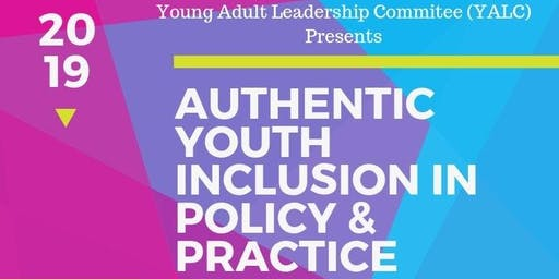 Authentic Youth Inclusion in Policy & Practice: Homelessness in Philly