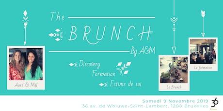 The Brunch by Auré & Mél #3 Discovery billets