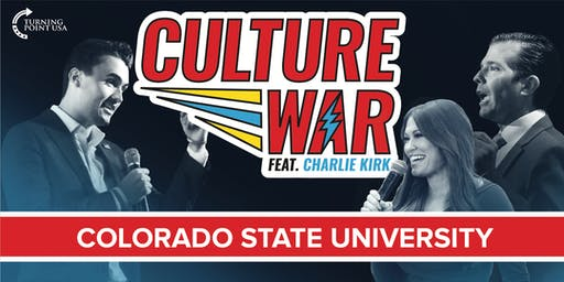Culture War at Colorado State University feat. Charlie Kirk & Don Trump Jr.