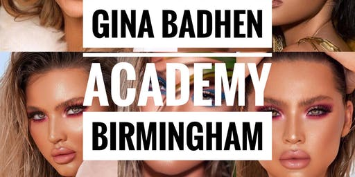 Gina Badhen Academy - Birmingham: 3 Day Professional Course