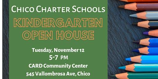 Chico Charter Schools Kindergarten Open House