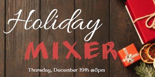 NPHC Holiday Mixer