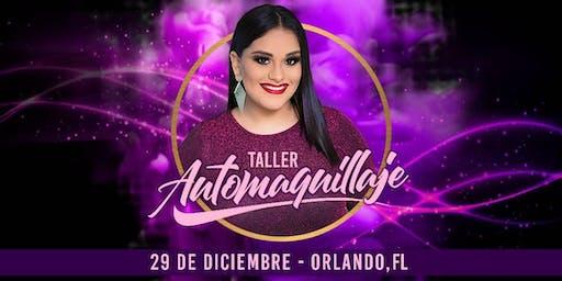 Taller de AutoMaquillaje con NICOLE RODZ- Orlando, FL
