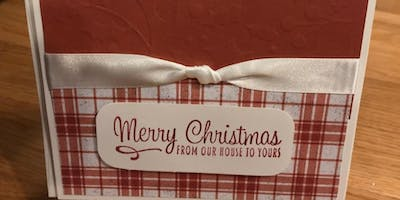 Holiday Cards and Gift Tags - DIY class