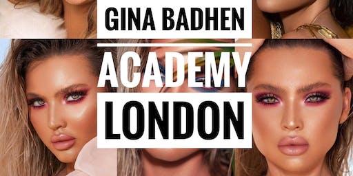 Gina Badhen Academy - London: 5 Day Professional Course
