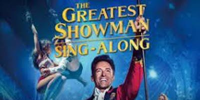 Alnwick Alight - Sing along to The Greatest Showman