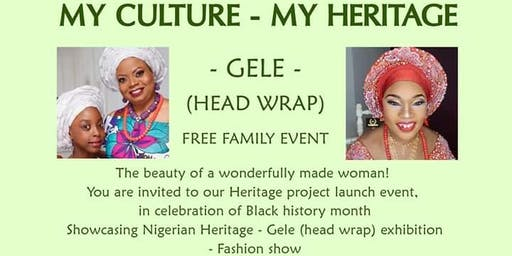 GELE(headwrap), the beauty of a wonderfully made woman