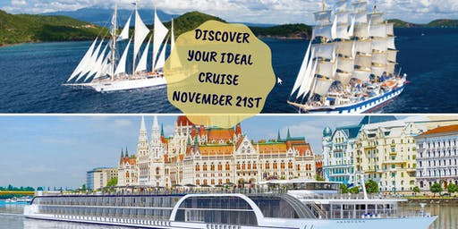 Discover Your Ideal Cruise!