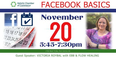 Facebook Basics -Holistic Chamber of Commerce(FOCO)