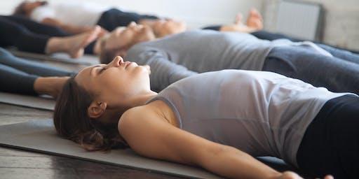 Eight-week Mindfulness-Based Stress (MBSR)Reduction Workshop