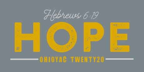 YAC 2020 - HOPE tickets