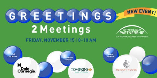 Greetings to Meetings