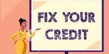 Safe Ways To Fix Your Credit