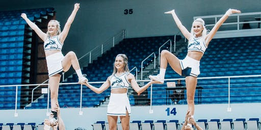 UNF Cheerleading Fall Recruitment Clinic