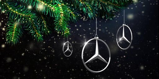 Mercedes-Benz Country Hills Christmas Party