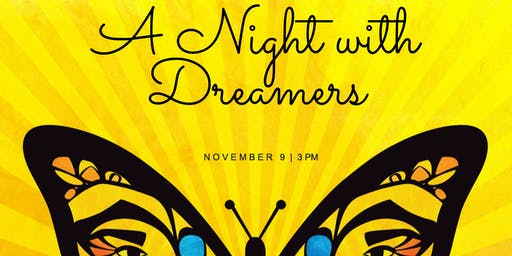 Peace Meal. An Evening with Dreamers.