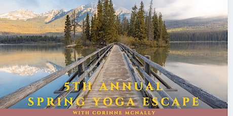 5th Annual Fall Yoga Retreat with Corinne McNally tickets