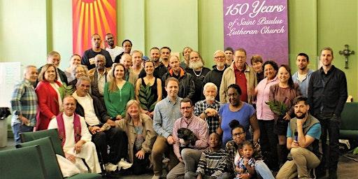 Spirited Sunday Church Service