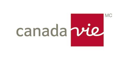 Journée Canada Vie, Laval billets