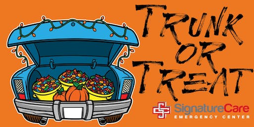 Trunk or Treat with SignatureCare