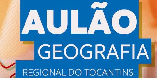 Aulão Geografia Regional do Tocantins