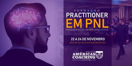 Formação Practitioner em PNL - Américas Coaching ingressos