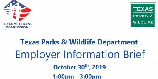 Texas Parks & Wildlife Department Employer Information Brief