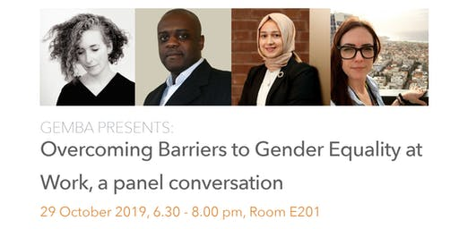 Overcoming Barriers to Gender Equality at Work