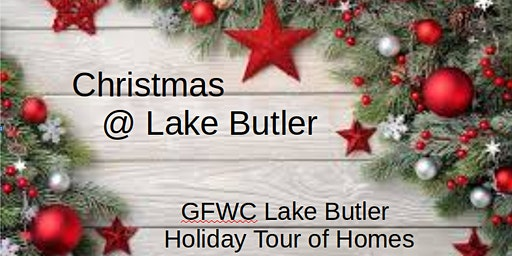 Christmas @ Lake Butler Holiday Homes Tour