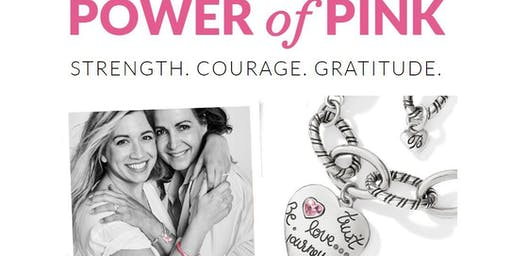 Power of Pink Party at Brighton Fox Valley