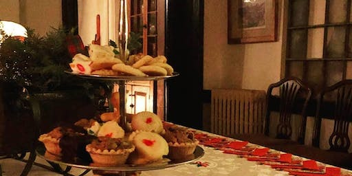 Christmas Candlelight Tours at Nelles Manor