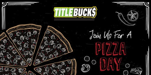 National Pizza Day at TitleBucks Savannah, GA 2