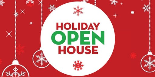 Holiday Open House - Free Admission