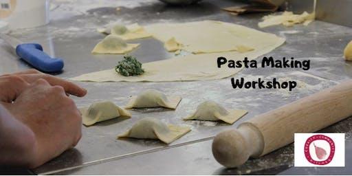Pasta making workshop