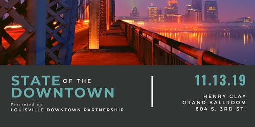 State of the Downtown 2019
