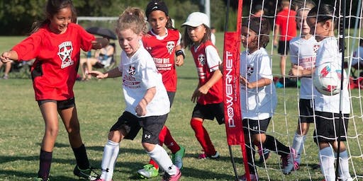 Coppell FC 2012 & 2013 Boys and Girls Open Practices