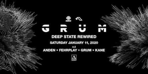 Grum: Deep State Rewired