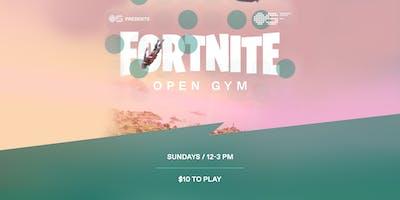 Fortnite Open Gym