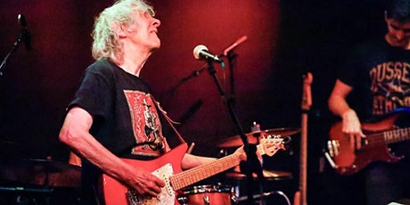Albert Lee @ De Cactus op maandag 6 april 2020 tickets