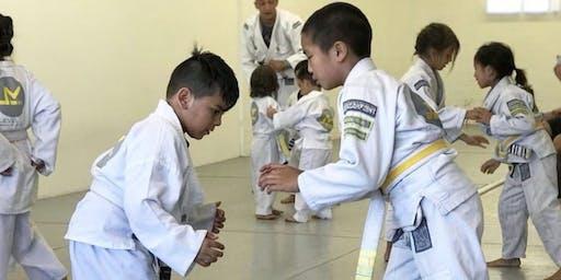 LEVEL UP In-House Kids Jiu Jitsu Tournament - Los Angeles, CA.