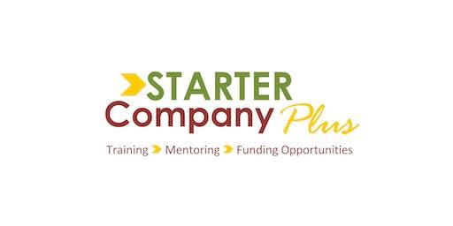 Starter Company Plus–Orientation (2nd intake starts January 20th, 2020)