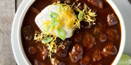Soup and Chili Class 101 tickets
